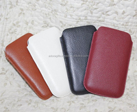 Factory Price Genuine Leather Mobile Case
