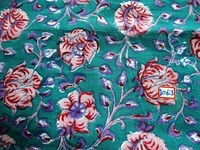Hot selling of jaipur block print cotton fabric at wholesale price block print manufacturer 2015
