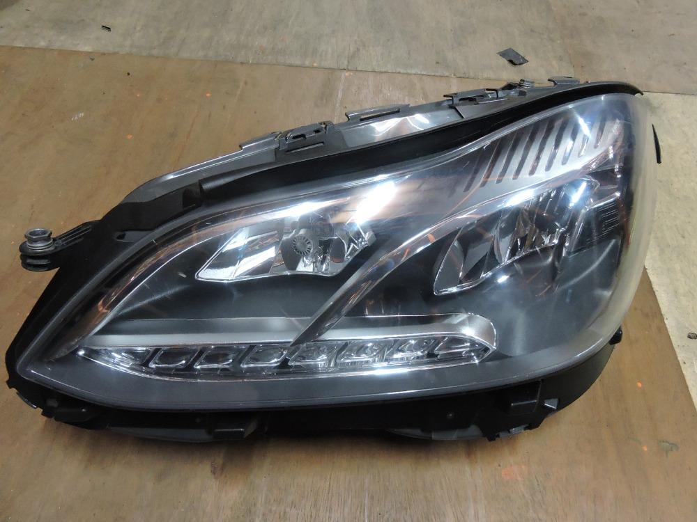 E-class W212 FACELIFT LED Ori Headlamp Kosong