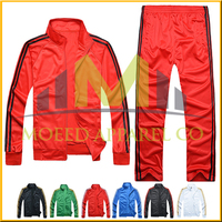 2015 high quality low MOQ direct factory price import china products cheap soccer tracksuit