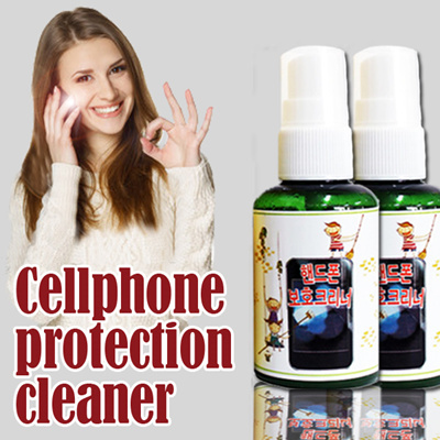 High quality Cellphone protection cleanser liquid/ liquid mobile phone cleanser /mobile phone liquid phone cleanser