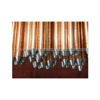 Earthing system copper coated steel electrode ion rod price