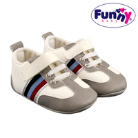 LIGHT AND FLEXIBLE HAND MADE BABY SHOES FOR FIRST STEP (SPECIAL FOR BOYS AND GIRLS)