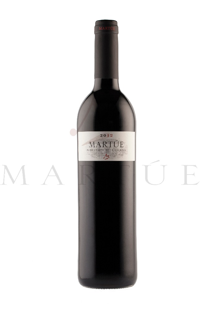MARTUE 2012. D.O. Pago Campo de La Guardia, red wine