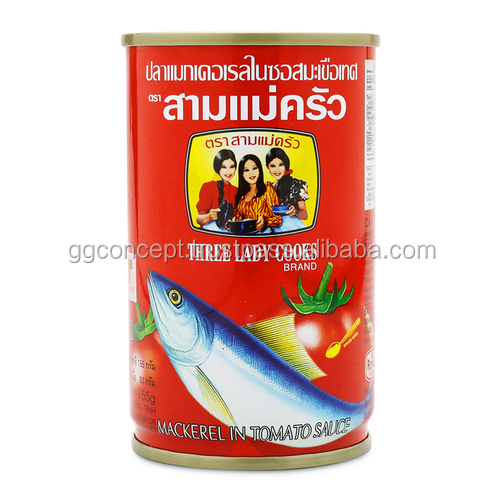 CANNED FISH THREE LADY COOKS 155G/ Canned Fish