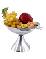 Hand Painted Mango fruits Bowl Home Decor Aluminum Enamel Work Designer Bowl Supplier