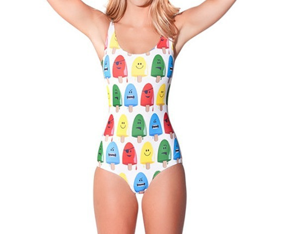 Lady Racing Syvlimation Customized Swimsuit