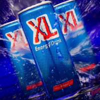 XL ENERGY DRINK Can 250 Ml