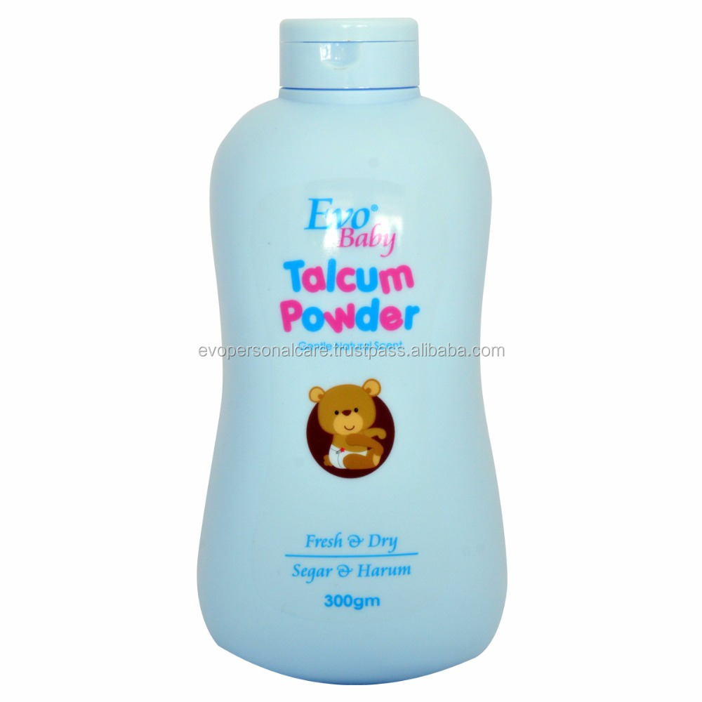 EVO BABY TALCUM POWDER 300gm