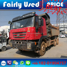 Used iveco trucks, low price used Iveco 6x4 dump truck in dump truck