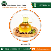 Manufacturer of High Grade Organic Castor Oil for Hair Growth