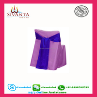 chair sashes to buy from SIVANTA