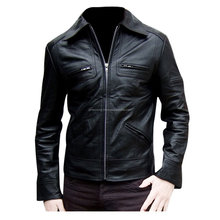 Leather Fashion jacket made of Sheep hide 2016-2017