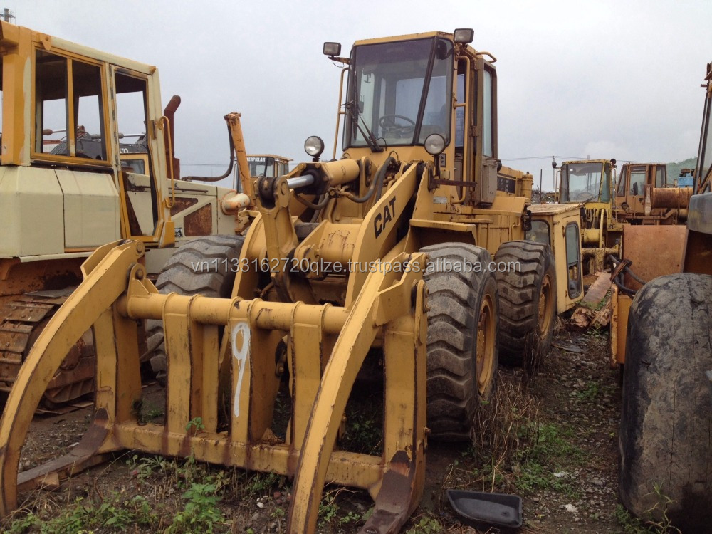 used cat 936e wheel loader