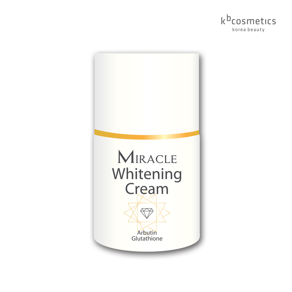 MIRACLE Whitening Cream