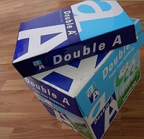 Quality Double A a4 Paper 80gsm, 75gsm,70gsm