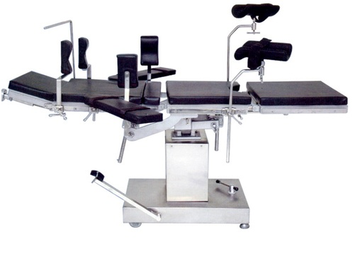 hospital equipment/operating table price/operating theatre table