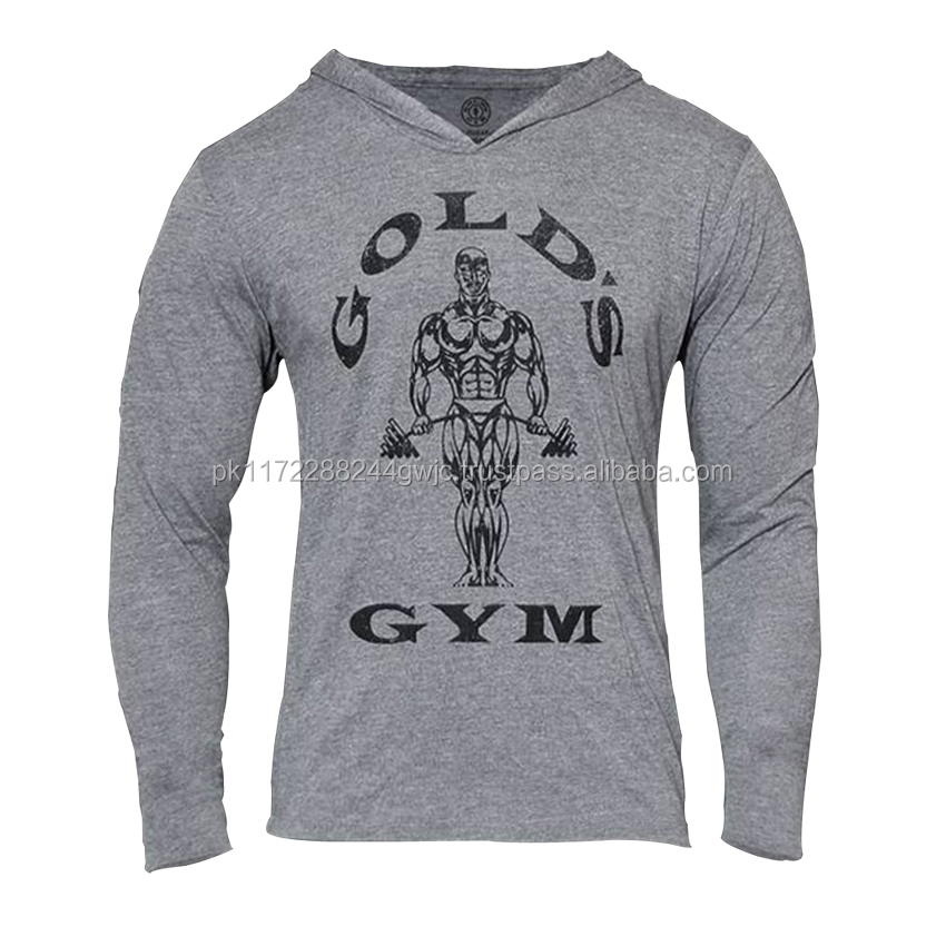 2017 new high quality men cheap price customized silkscreen embriodery brand name logo gym hoodies/custom gym hoodies for men