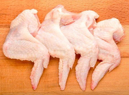 Halal Frozen Chicken 3 joint Wings! Grade A