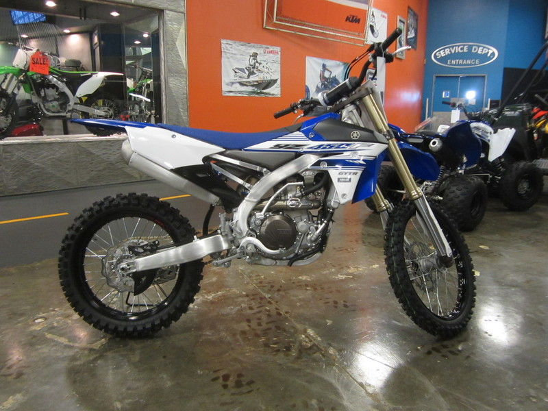 Best Price For Used 2016 YZ450F Dirt Bike