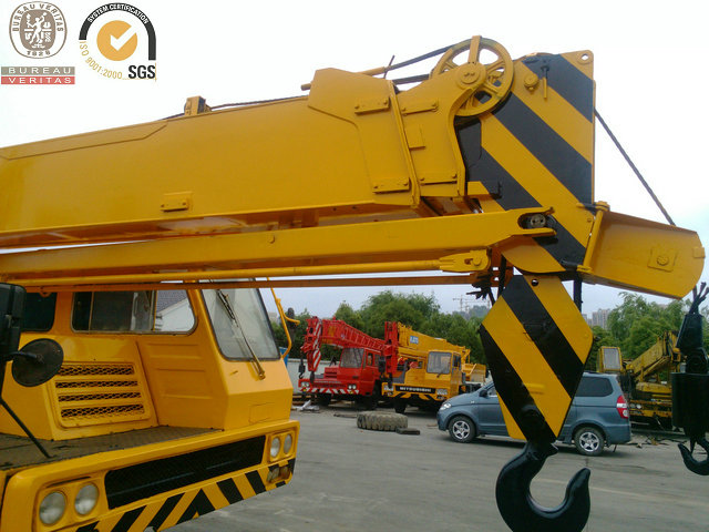 used japan 20ton hydraulic crane mitsubishi engine,20ton secondhand crane