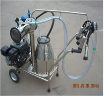 Solpack Gasoline And Electric Small Cow Milking Machine(D-001)
