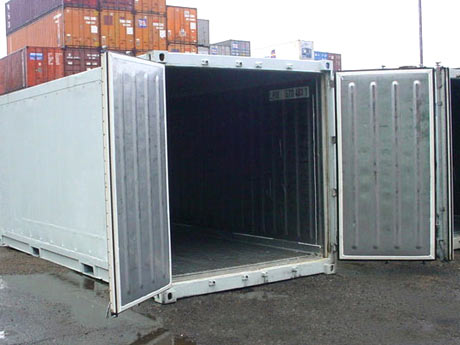 Fairly Used shipping Containers for sale