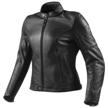 Women Roamer Motorcycle Leather Jacket