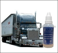 KM+ Fuel Booster to reduce fuel consumption in Trucks & Trailers
