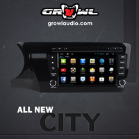 "OEM ANDROID HEAD UNIT 8"" CAPACITIVE TOUCH FIT FOR HONDA CITY 2014"