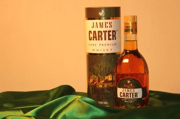 James Carter Rare Premium Whisky