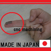 High precision CNC machining for making examples industrial goods at reasonable prices , small lot order available