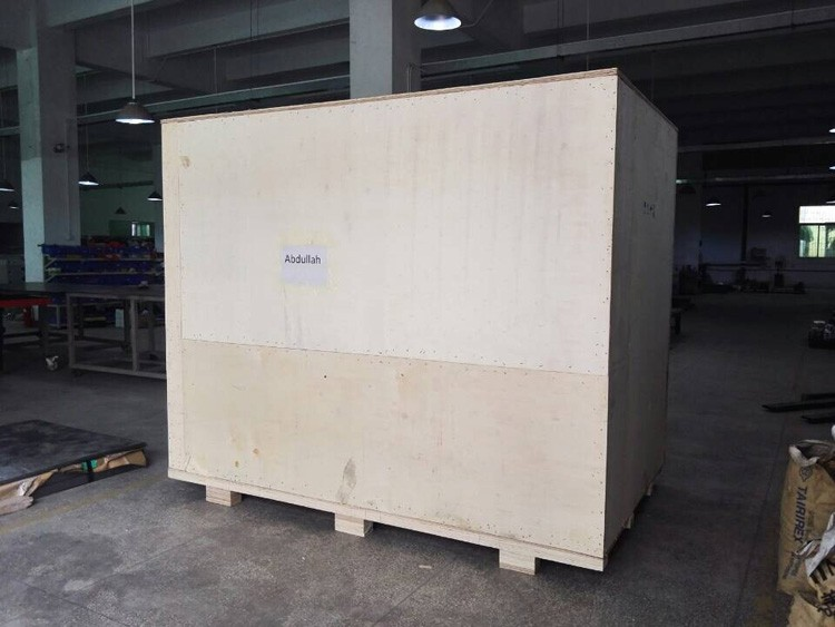 High cost performance X-5600 industrial container x ray inspection equipment