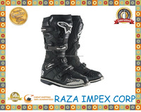 Low Price High quality Motorcycle riding shoes boots popular brands in motorcycle racing boots for men