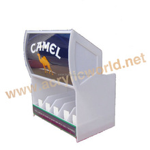 Customized Counter Acrylic Cigarette Display Case