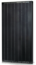 ACOPOWER 100w Monocrystalline Photovoltaic PV Solar Panel Module with MC4 Connectors 12v Battery Charging