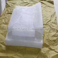 Fully refined paraffin wax for paraffin wax spray candles