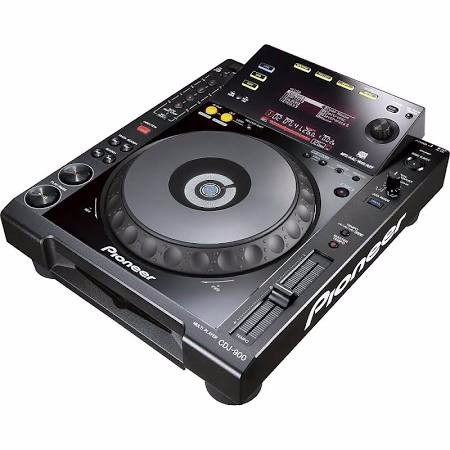 NEW Pioneer CDJ-900 Professional DJ Turntable Tabletop Multi Player