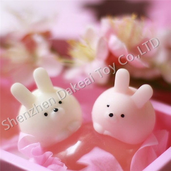 Licensed squishy kawaii Mochi animal Bunny Rabbit Squishy Squeeze Toys, View squishy toys ...