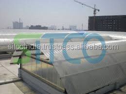 GREEN HOUSE UV STABILIZED COVERING FILMS