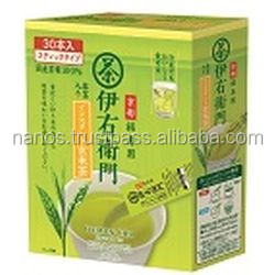 Various kinds of powdered green tea dropship matcha for wholesale from Japan