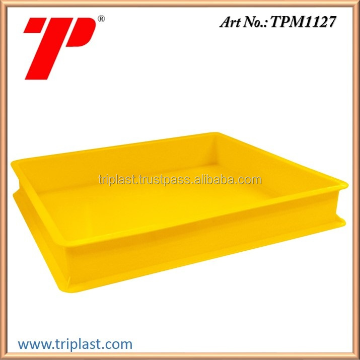 Plastic Multipurpose Cake Tray 85mm Height Virgin PP Material