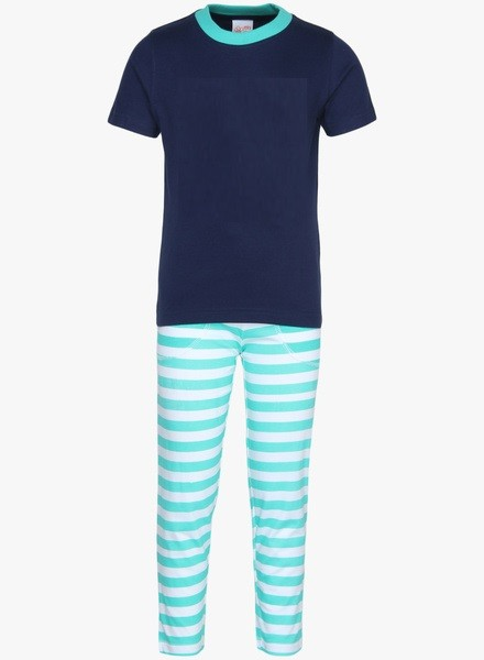 Kids T-shirt with pant/Play wear set/Night wear set