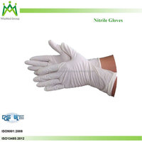 nitrile exam gloves box packaging and bulk packaging