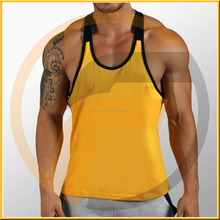 Most selling products men two-tone tank top