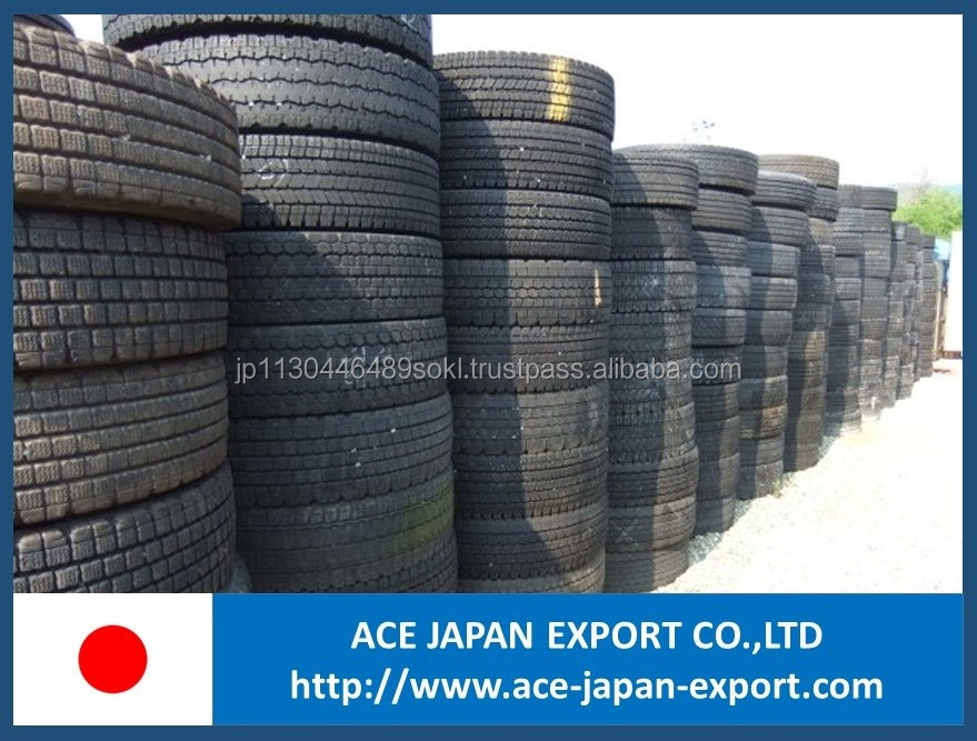 Various size high quality secondhand wholesale semi truck tires