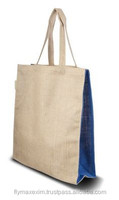 jute bags with zipper closure