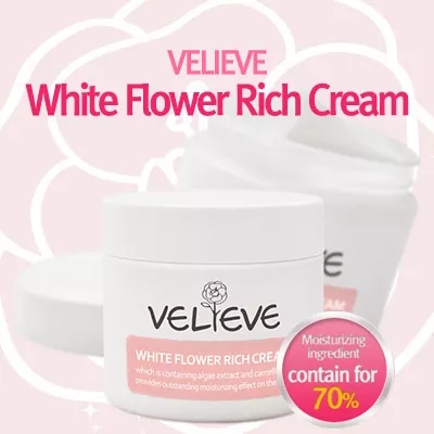 [Velieve]Miracle moisurizing cream/Skin lightening whitening cream/Magic cream