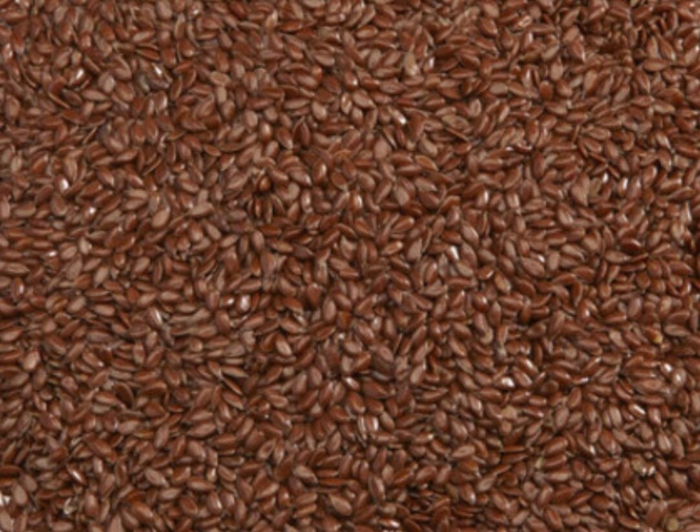 Brown Flax seeds 99.9%