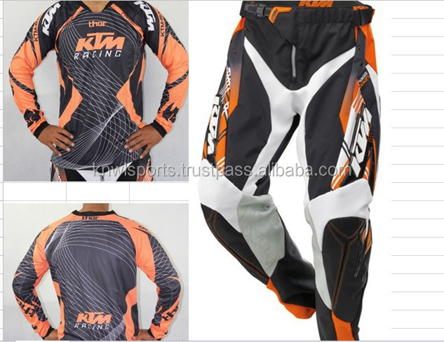 Heated Motorcycle Jacket And Pants Motocross Racing Suit